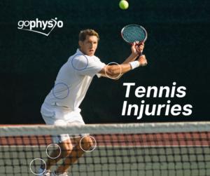 goPhysio Tennis Injuries