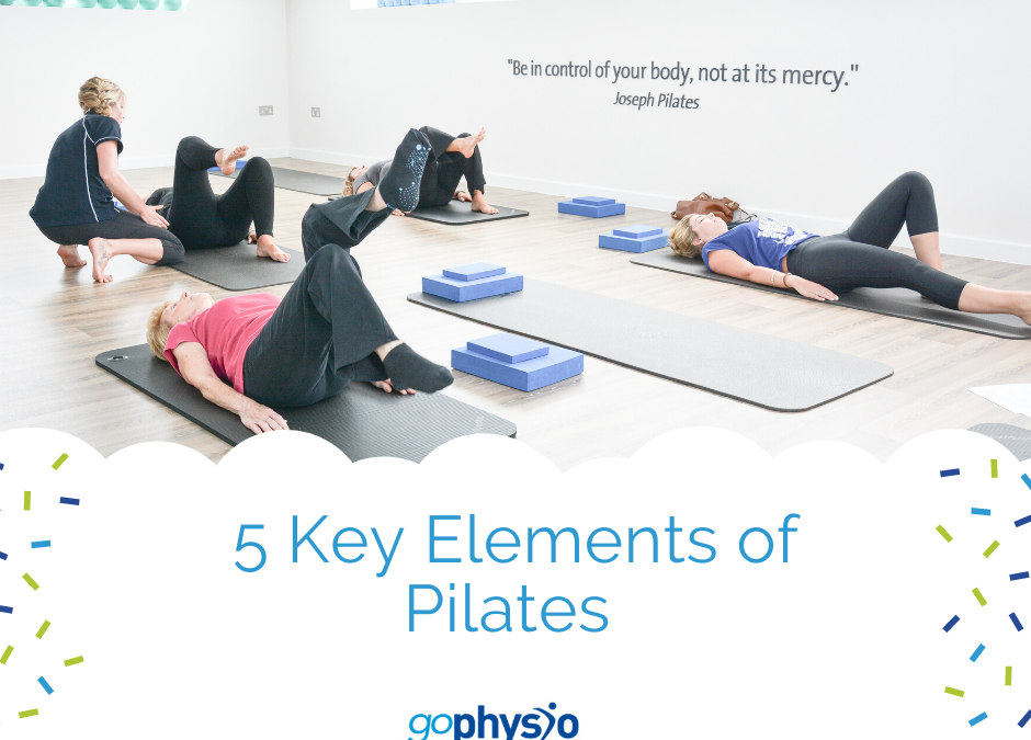 5 Key Elements of Pilates
