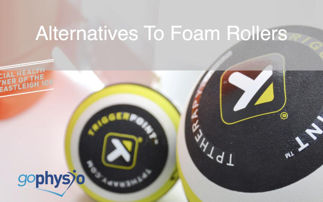 Alternatives To Traditional Foam Rolling
