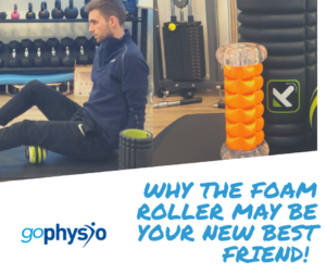 Foam roller gophysio Exercises