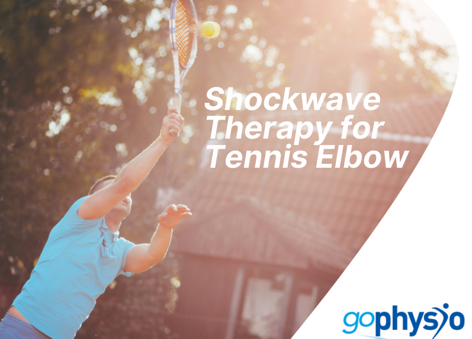 Shockwave Therapy for Tennis Elbow