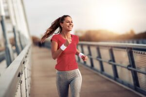 why it's good to run