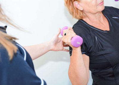 Rehab weights goPhysio Eastleigh