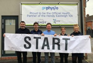 Eastleigh 10k goPhysio
