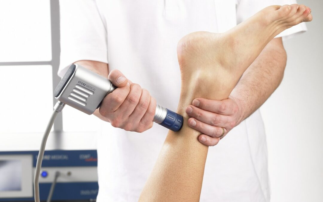 Shockwave Therapy for Achilles Tendinopathies