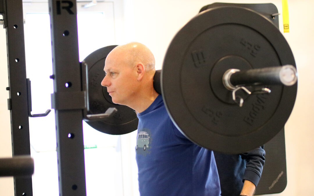 Never Too Late! How to maintain strength as you age.