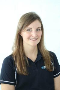 Francesca Wicker Sports Therapist Headshot goPhysio