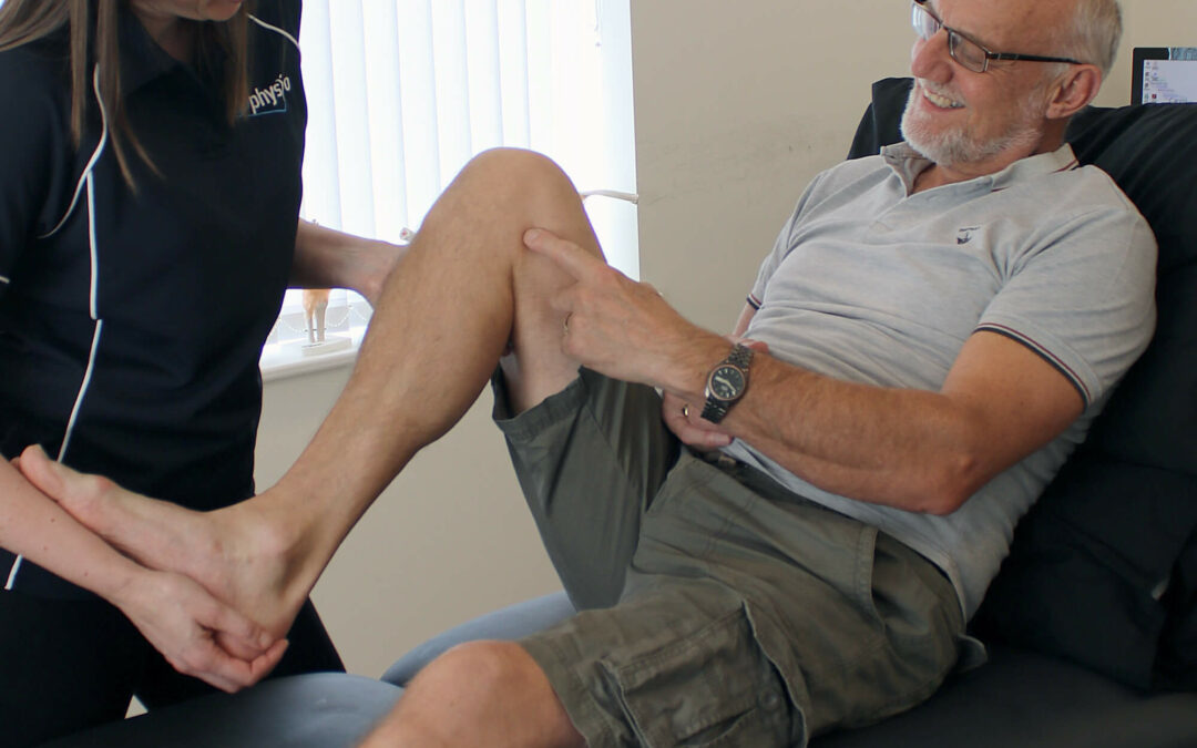goPhysio Joint Focus: Knee Pain in Adults
