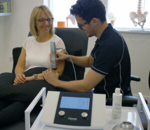 Extarcorpeal Shockwave Therapy gophysio