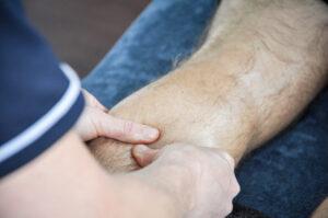 GoPhysio leg massage eastleigh