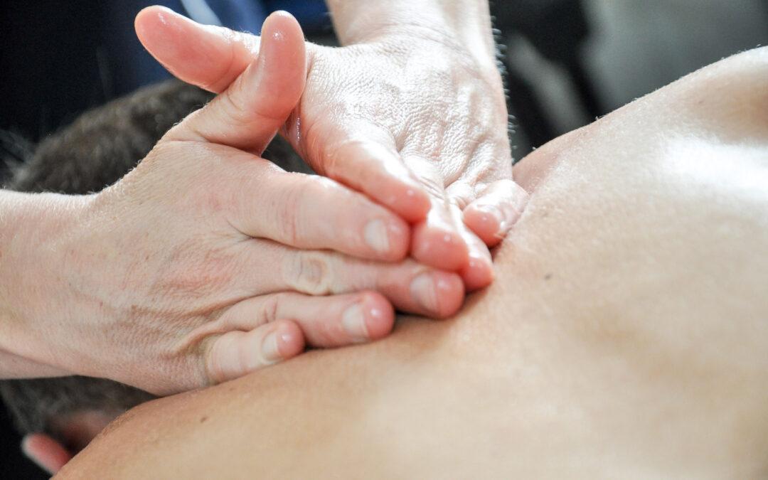 Sports Massage Loyalty Reward Scheme at goPhysio