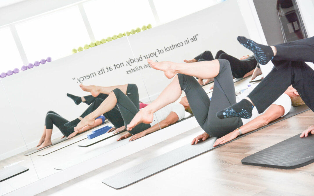 Free Pilates 1-2-1 Throughout August