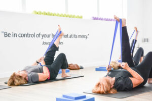 Pilates class gophysio chandler's ford