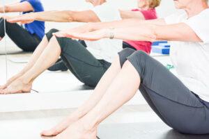 Pilates class eastleigh gophysio