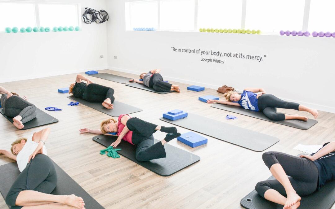 The goPhysio Pilates Team