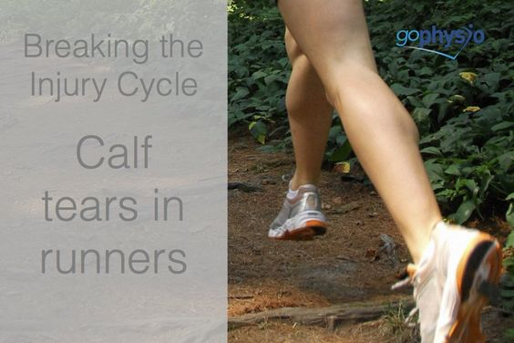 Breaking the injury cycle: Calf Tear in a Runner