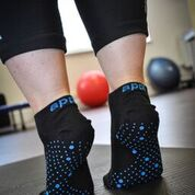 A Pair of Pilates Socks Up For Grabs Today