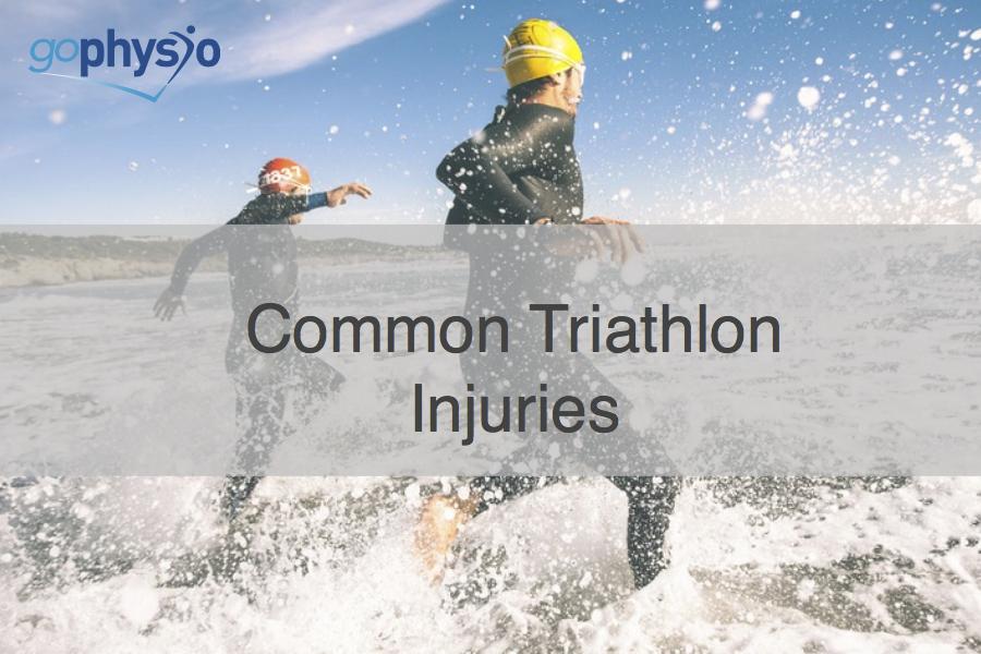 Common Triathlon Injuries