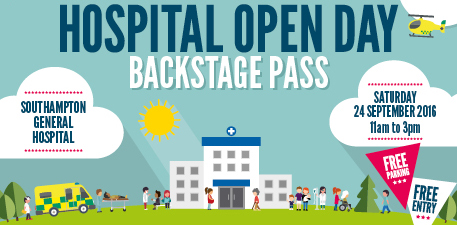 Hospital Open Day: Inspire Young Minds