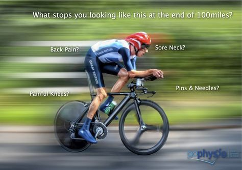 Physiotherapy For Cycling Injuries
