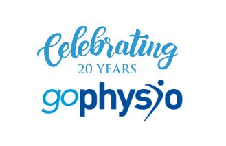 20 years of goPhysio!