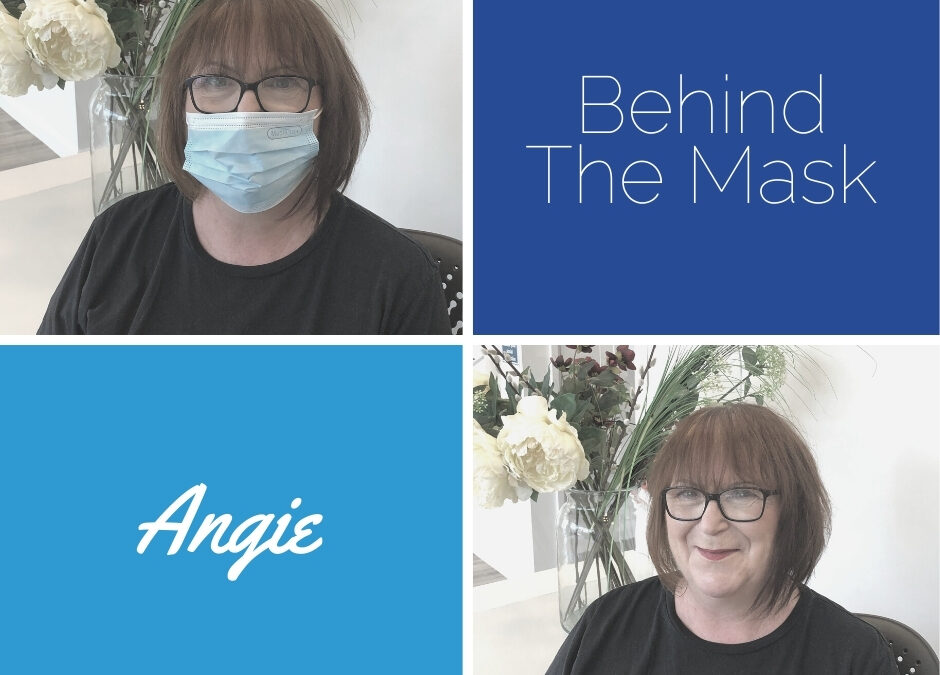 Behind The Mask: Angie