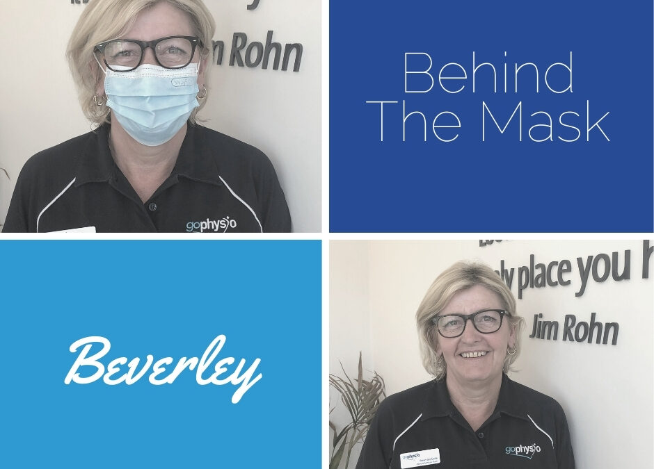 Behind The Mask: Beverley