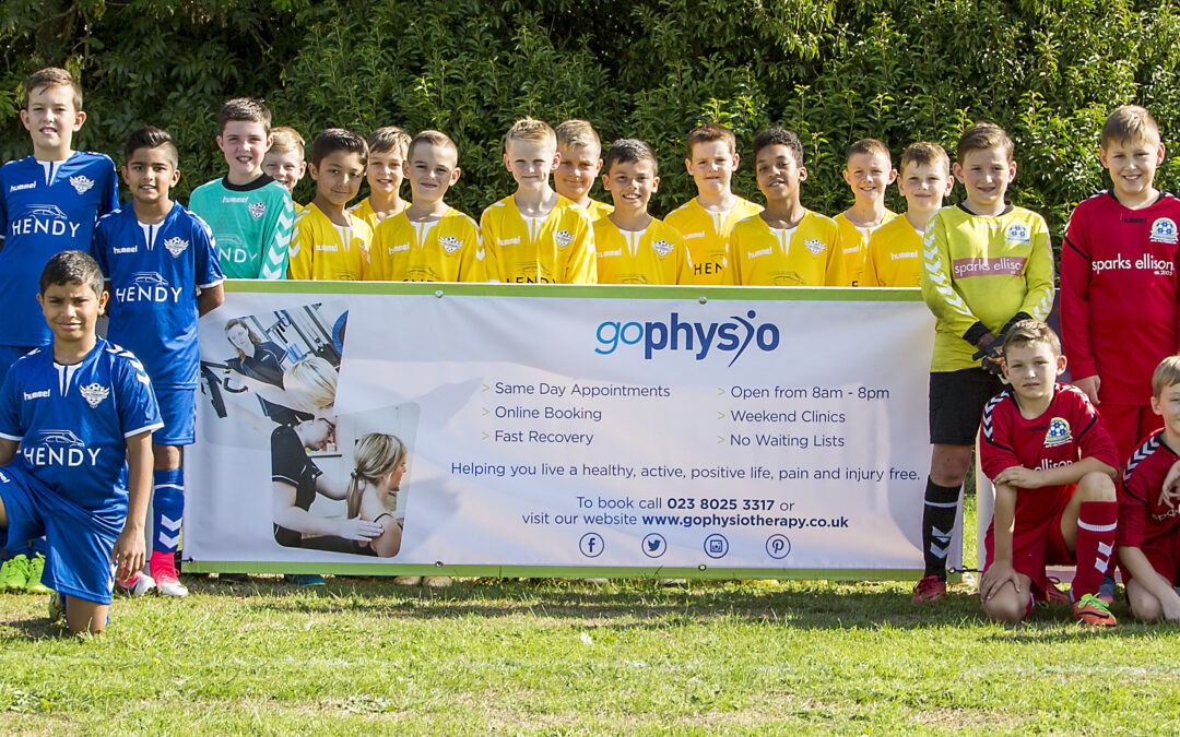 Young Athlete Support at goPhysio