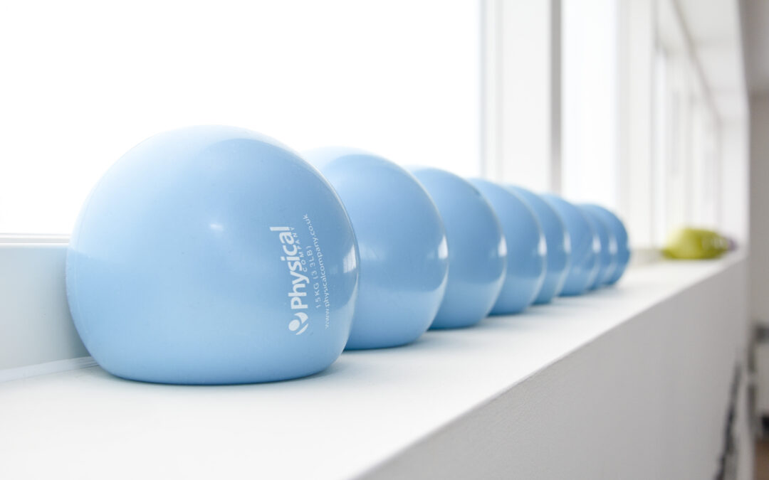 Mixing Up Pilates With Equipment