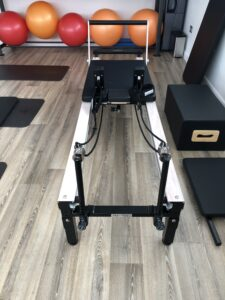 reformer ropes and pulleys