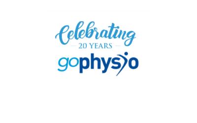 goPhysio – Celebrating 20 Years!