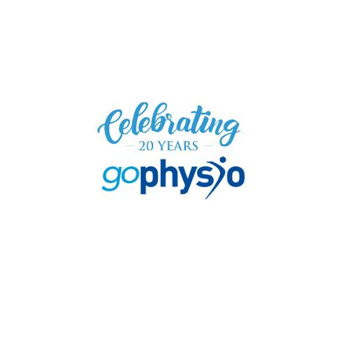 goPhysio 20 Years