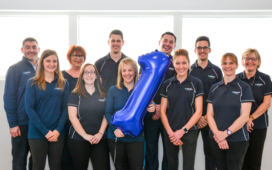 1 Year in Your New Chandlers Ford Clinic