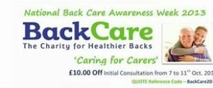 backcare week