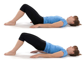 bridge gophysio exercise