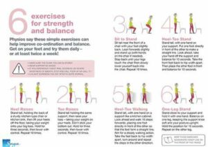 exercises for older people fall proof