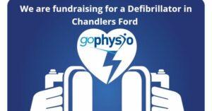 aed defibrillator funding