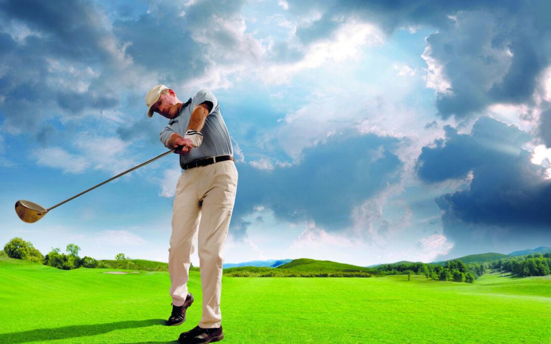 Back Pain in Golf Awareness Week