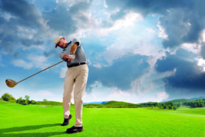 back pain in golf gophysio