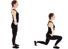 Top 3 Pilates Standing Exercises