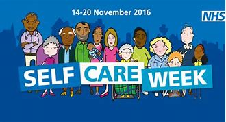 Self Care Week – helping people take care of themselves