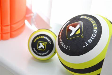 Andy Murray's Trigger Point Ball 1 of our favourites