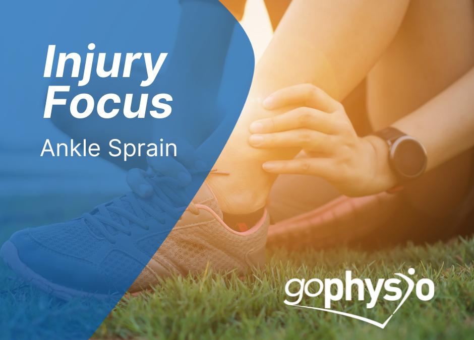 Injury Focus: Ankle Sprain