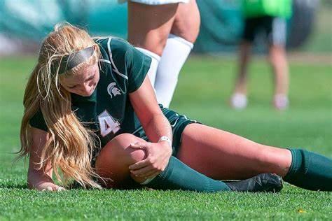 Female Footballers & ACL Injuries