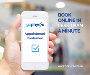 goPhysio online booking