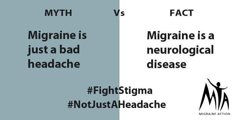 Migraine myth