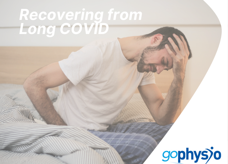 Recovering from Long COVID