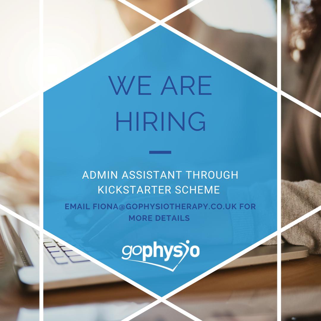 goPhysio Recruitment