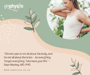 goPhysio Mental Health Injury