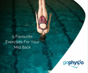 5 Favourite Exercises For Your Mid Back